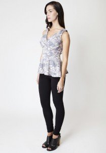 American Made Fashion from Jaleh
