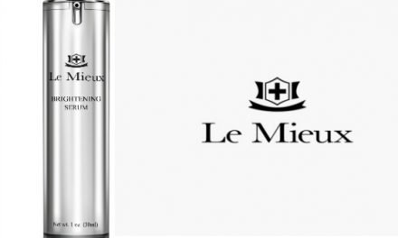 Giveaway: Try Le Mieux Brightening Serum to Bring Back Your Glow