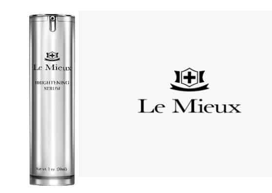 Le Mieux Skin Care: Use Brightening Serum to Bring Back Your Glow {Review}