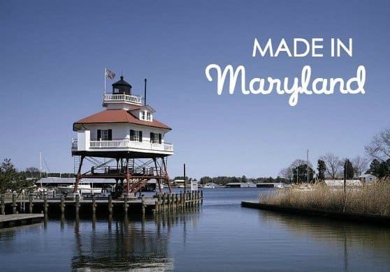 Stuff We Love, Made in Maryland via USAlovelist.com