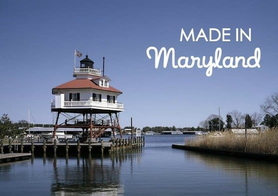 10 Things We Love, Made in Maryland