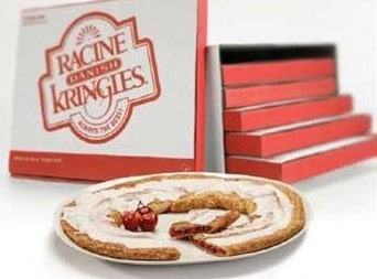 Kringle Danish, Made in Wisconsin