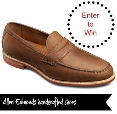 Allen Edmonds Handcrafted, Made in USA Shoes For Men {Review