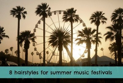 hairstyles-summer-music-festivals