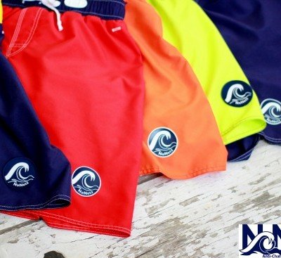 American Made Fashion Swim Trunks For Boys and Men From NoNetz