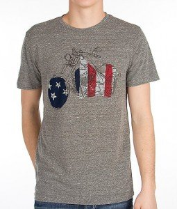 The Red The White The Blue #madeinUSA T-shirts