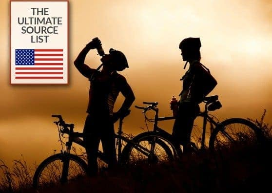 Father's Day Gift Ideas: Made in USA Bike Gear #usalovelisted