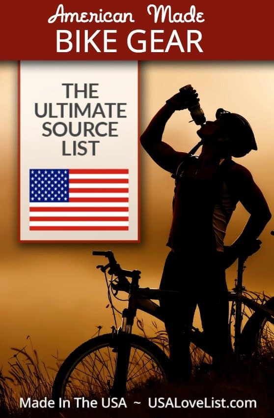 The Ultimate list of American made bike gear via USALoveList