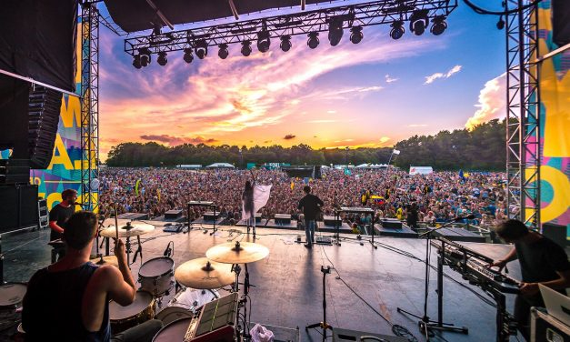 A Music Festival Made in USA Experience: Delaware's Firefly Festival 2014