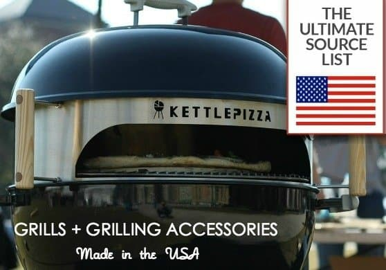 Grills made in USA