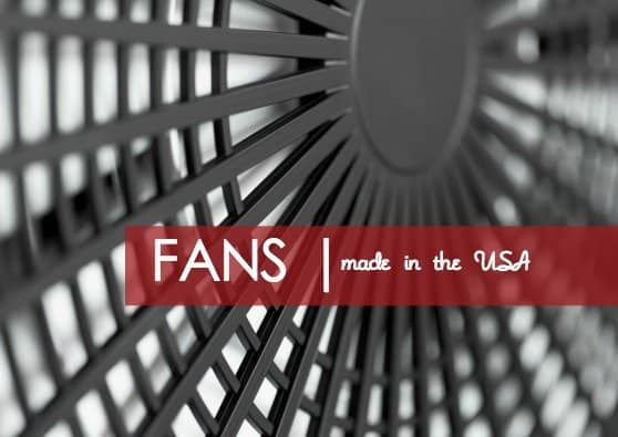 How To Stay Cool This Summer: A Guide to Made in the USA Fans