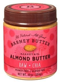 Raw Almond Butter Made in California