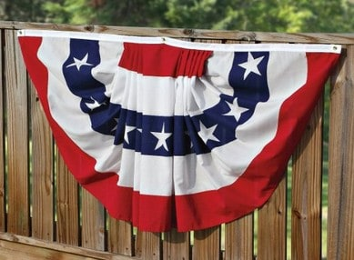 Made in USA American Flags from Valley Forge #madeinUSA #usalovelisted #AmericanFlags #FlagDay #FourthofJuly
