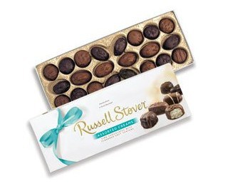 Russell Stover candy| Made in Texas #usalovelisted #texas #candy