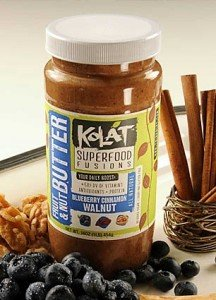 Whole30 and Paleo Kolat Nut Butter