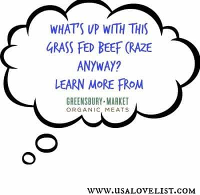 Why Grass Fed Beef Is Better Than Grain Fed