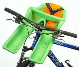 inert Safe T Child bike seat #madeinUSA
