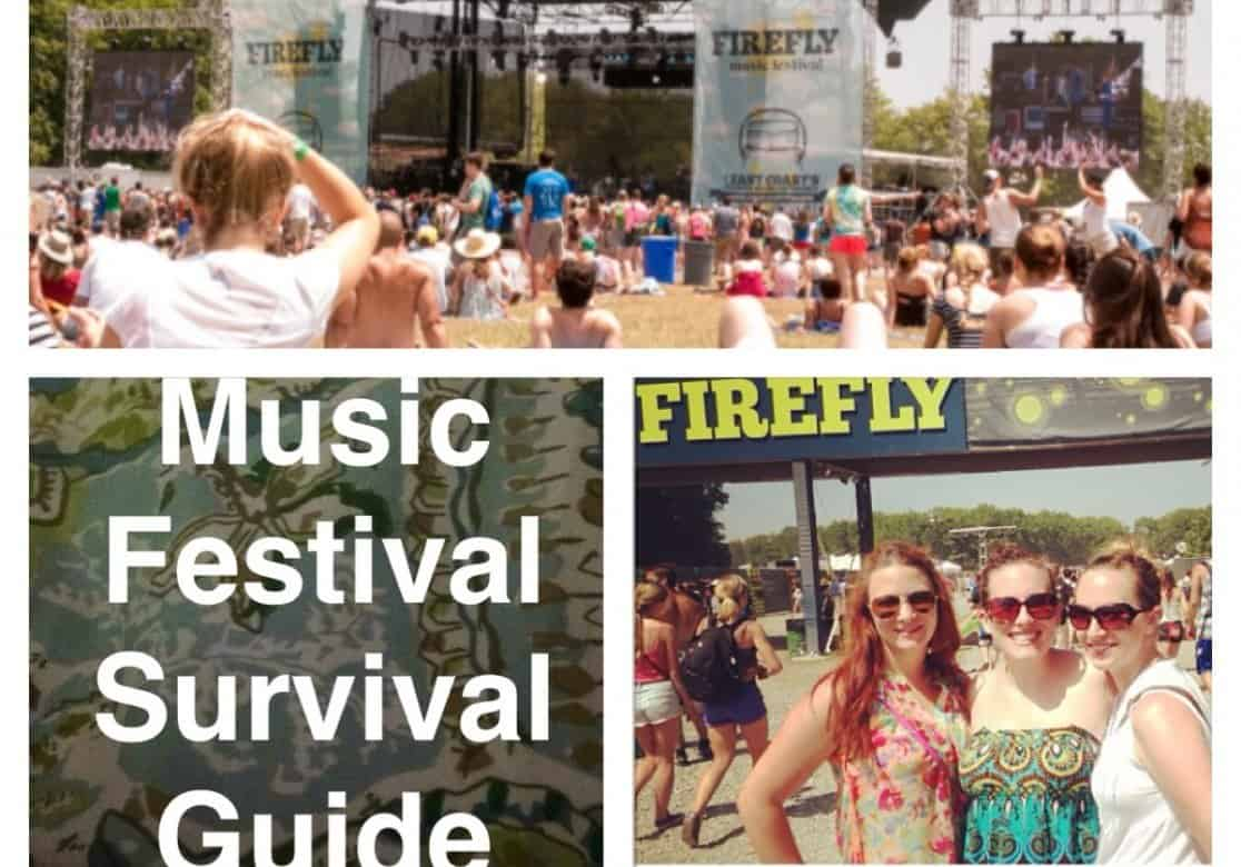 Made in USA Experience: Music Festival Survival Guide