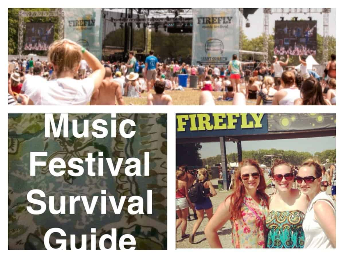 Made in the USA Experience: Music Festival Survival Guide