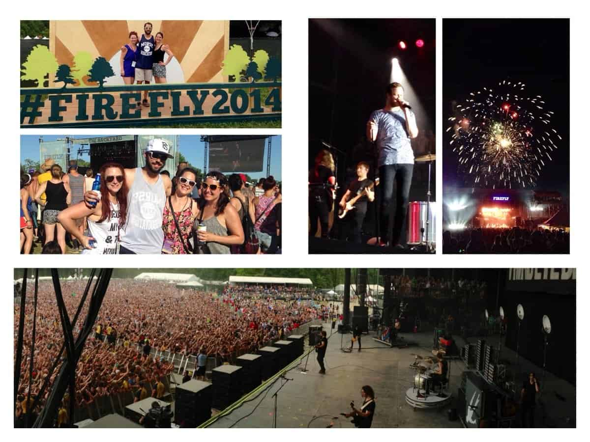 A Music Festival Made in USA Experience: Delaware's Firefly 2014