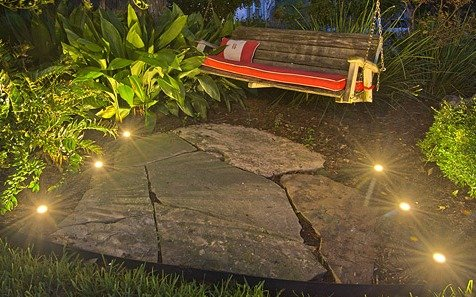 LED garden lighting #madeinUSA
