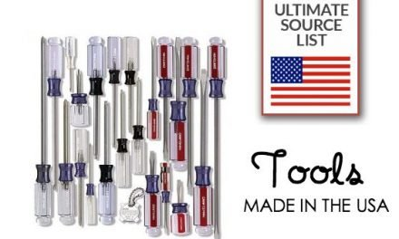 American Made Tools: The Ultimate Source List