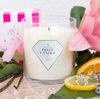 American Made Soy Candle via USALoveList.com