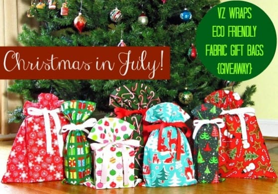 Christmas In July VZ Wraps Giveaway #madeinUSA