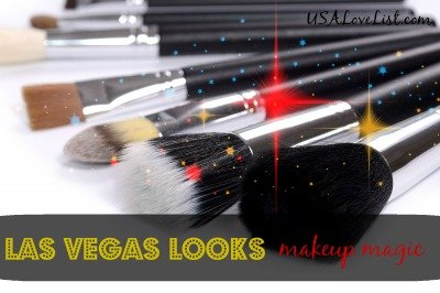 Las Vegas Looks:  Four Steps for Day to Night Made in USA Makeup