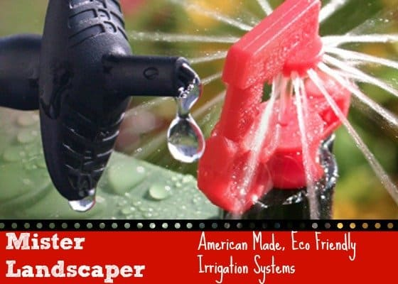 Introducing Eco Friendly Irrigation Systems from Mister Landscaper