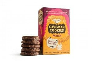 Paleo Cookies From Caveman Cookies Review