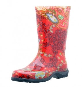 Slogger #madeinUSA rain boots- get across campus in style keeping feet dry!