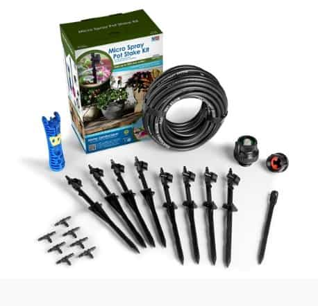Mister Landscaper | Potted plant irrigation kit | Made in USA