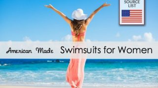 American Made Swimsuits for Women: A USA Love List Source Guide