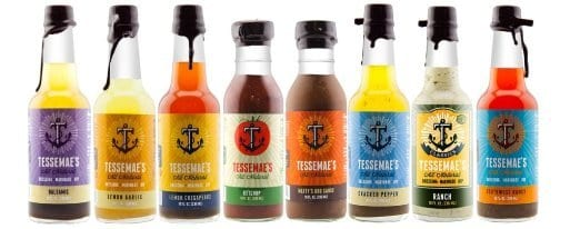 Giveaway: Tessemae's Organic and All-Natural Dressing