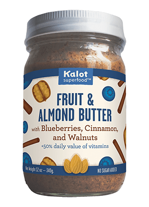 Whole30 Items To Eat Including Kalot Almond and Fruit Nut Butter