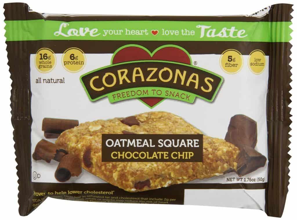 Corazonas Snack Bars #madeinUSA