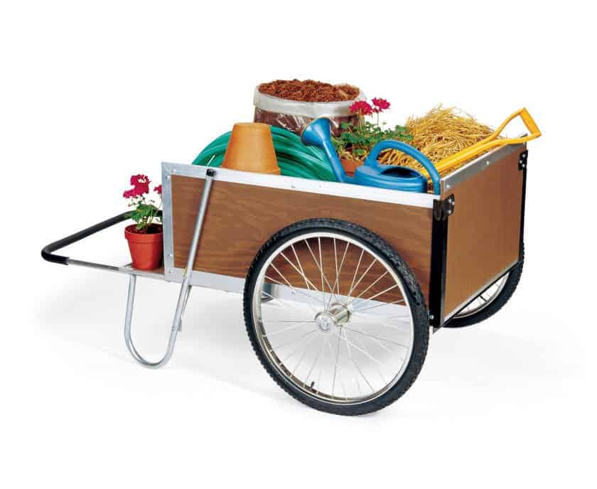 Best gardening supplies: Gardeners Supply Carts made in Vermont #garden #gardening #homesteading #usalovelisted