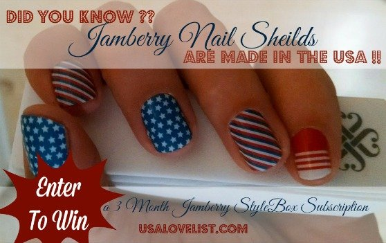 From Jamberry Nails
