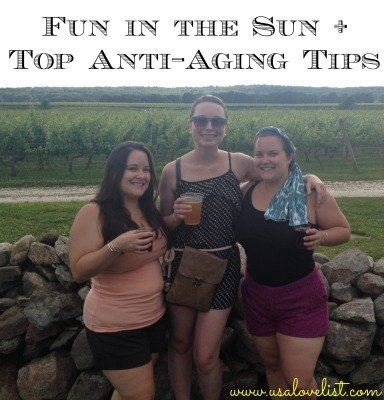 My Five Best Anti-Aging Tips For Your Face From SPF Addict