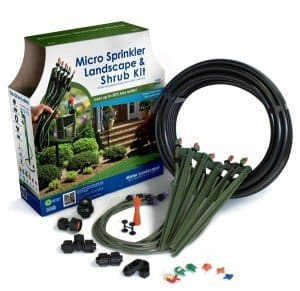 Home watering system | Shrub and landscape irrigation | Home Irrigation | made in USA