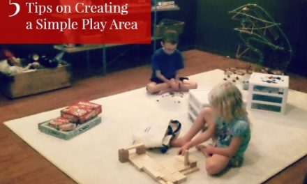 How to Create a Simple Play Area for Kids, Using American Made Products You Can Trust