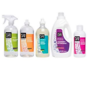 Non-Toxic Organic, American Made Cleaning Supplies from Better Life