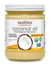 Organic, Non-GMO Nutiva Buttery Coconut Oil Reviewed