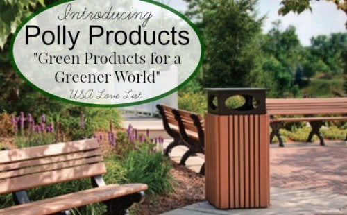"Polly Products #madeinUSA ""Green Products for a Greener World"""