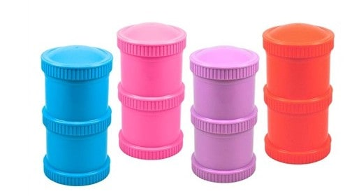 made in USA lunch gear: Replay snack containers #usalovelisted #schoollunch #lunchgear