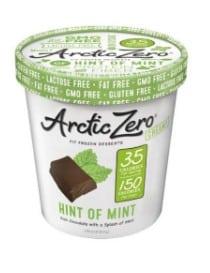 Arctic zero ice cream substitute | GMO free, dairy free, gluten free