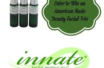 Giveaway: Innate For the Healer in You – Enter for Organic Skin Care