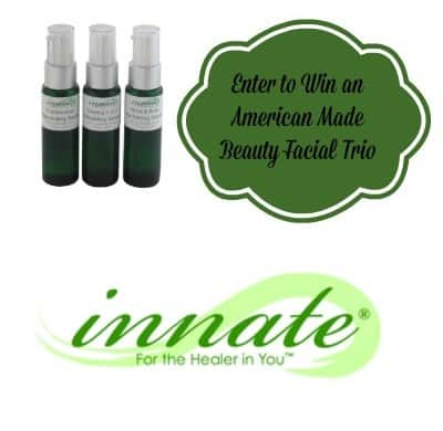 Innate For The Healer In You Organic Skin Care {Giveaway}