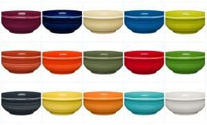 Giveaway Start Your Fiesta Dinnerware Collection Usa